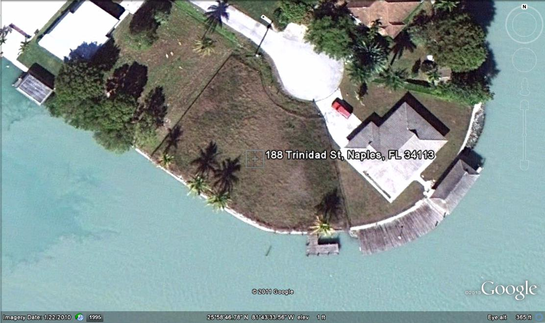 Waterfront Property For Sale Prime Naples Florida